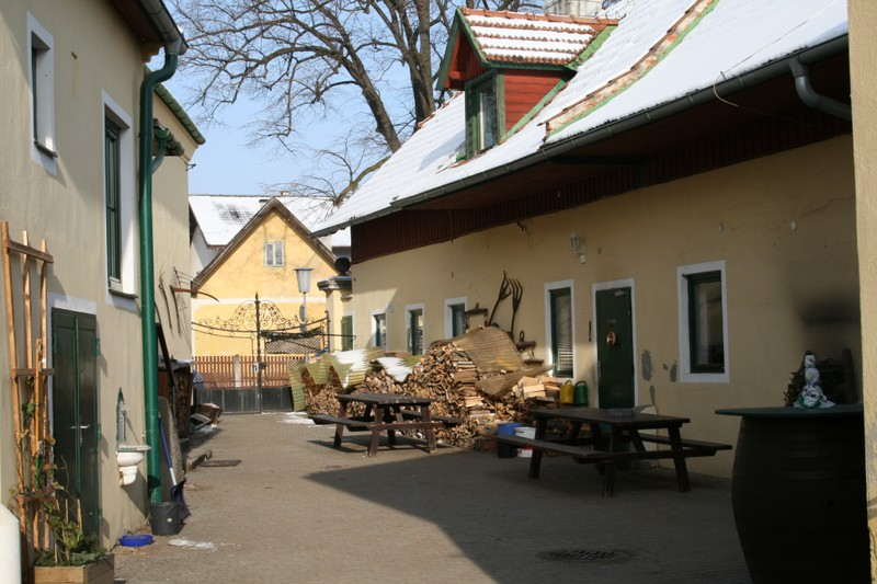 Unsere anf nge canadian dream ehemaliger johanneshof for Johannes hof